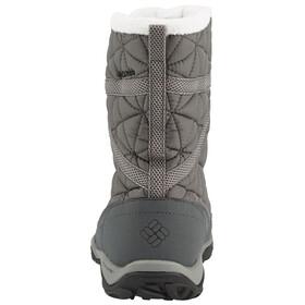Columbia Loveland Stivali Donna Mid Omni-HEAT grigio